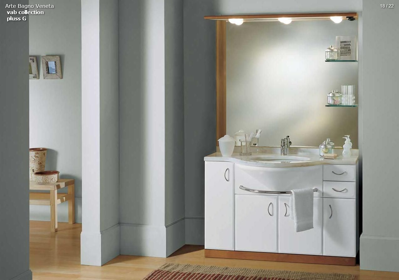 Cabine Bagno Complete : Bathroom furniture arte bagno series vab model pluss gfurniture