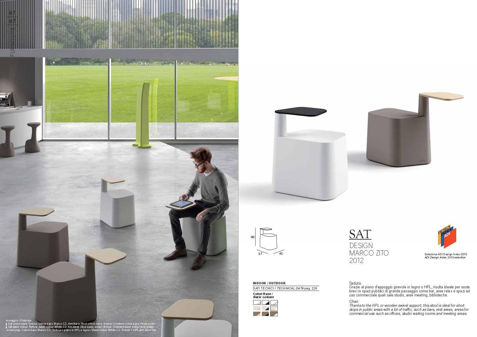 Gartenmöbel - Möbel für Restaurants Plust Collection SAT-SerieDie ...