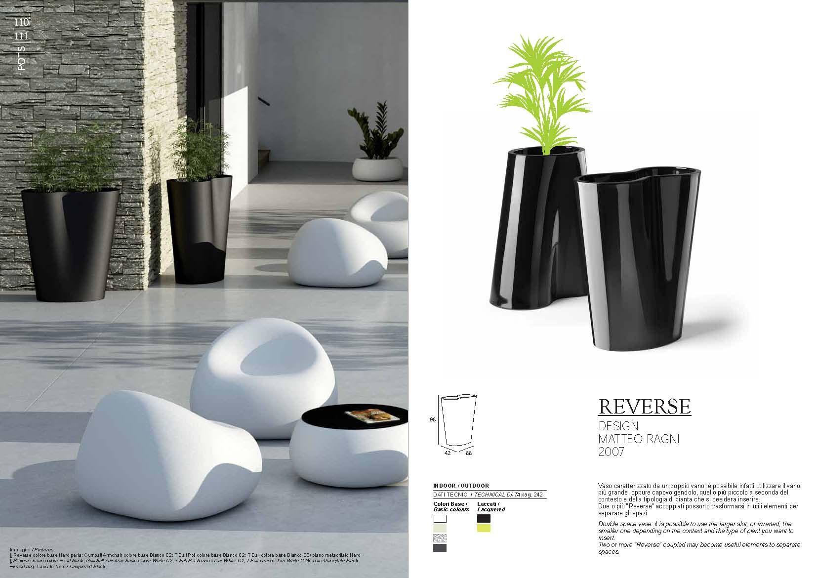 gartenm bel blumentopf serie plust collection r ckw rtsgangdie m bel aus italien. Black Bedroom Furniture Sets. Home Design Ideas