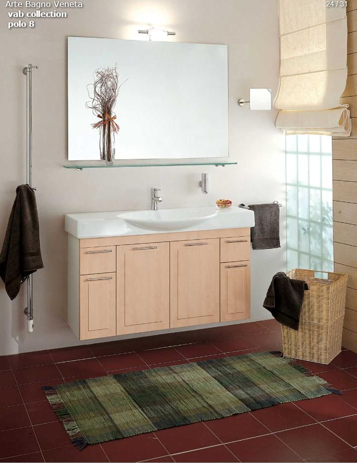 BATHROOM FURNITURE - Arte Bagno Series VAB Model Polo 8Furniture ...