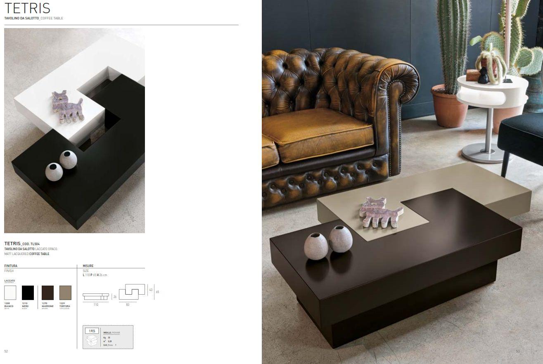 Living Room Table Target Point Tetris Series