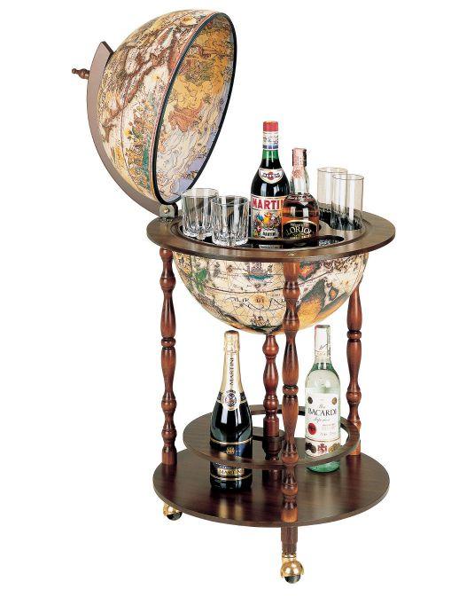 bar globen und landkarten retro bar globe vanesiodie. Black Bedroom Furniture Sets. Home Design Ideas