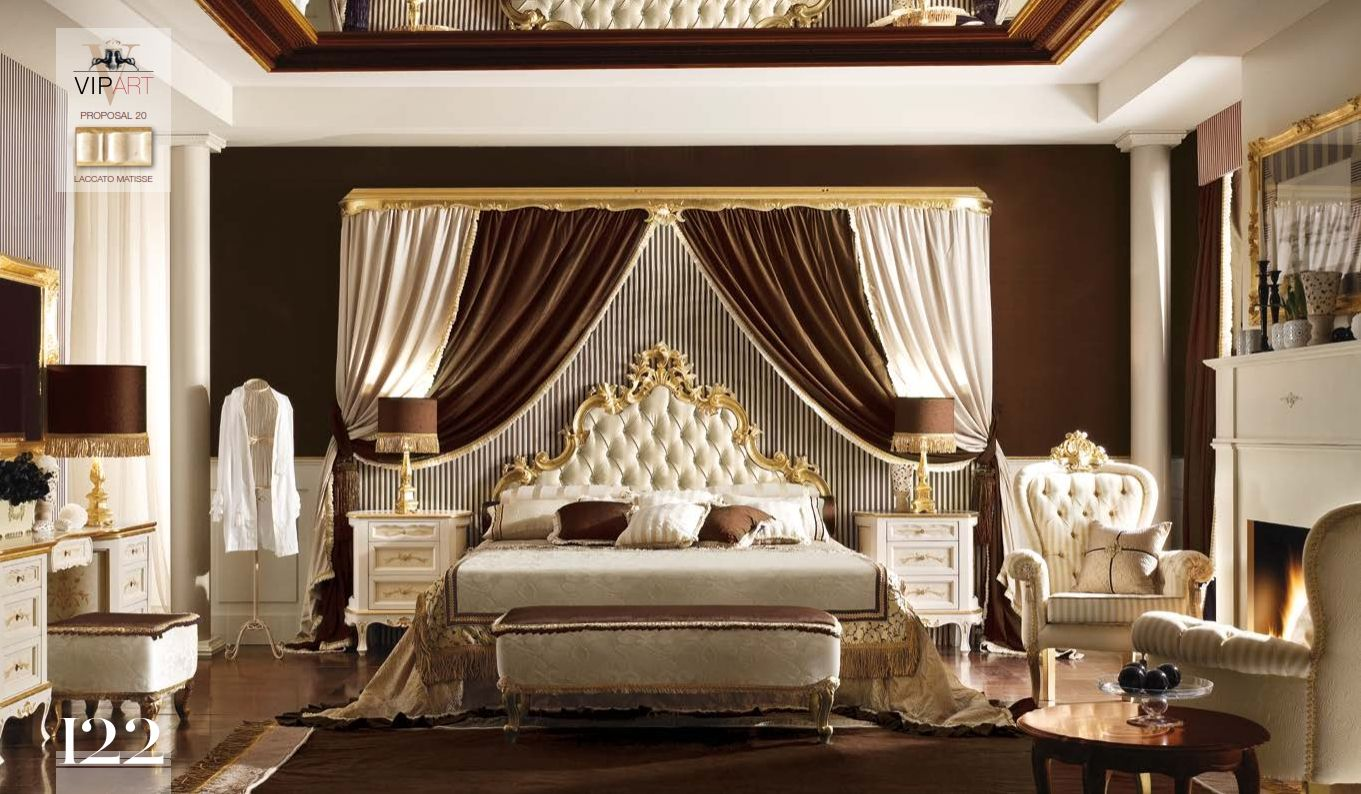 Luxurious Furniture Luxury Bedroom Alta Moda Vip Art 20