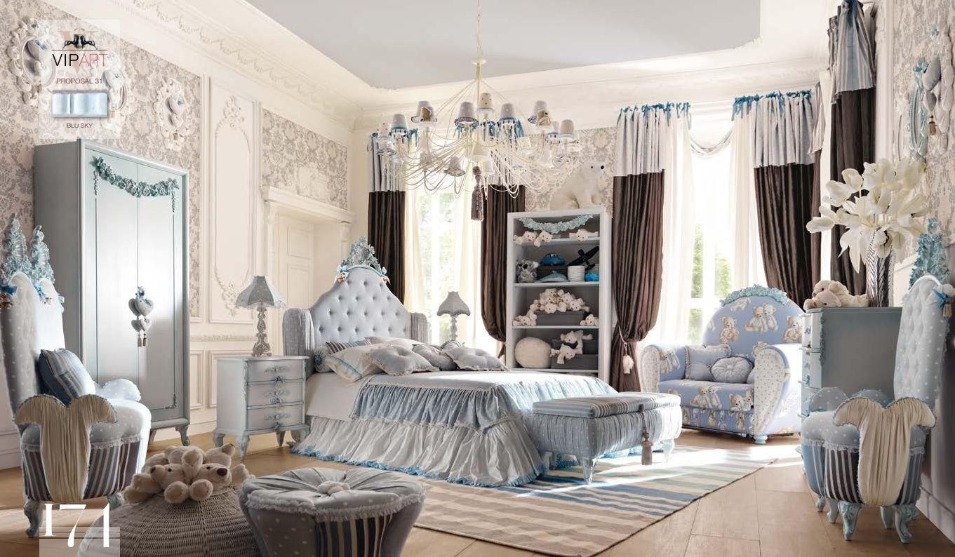 Children Furniture Luxury Child Bedroom Alta Moda Vip