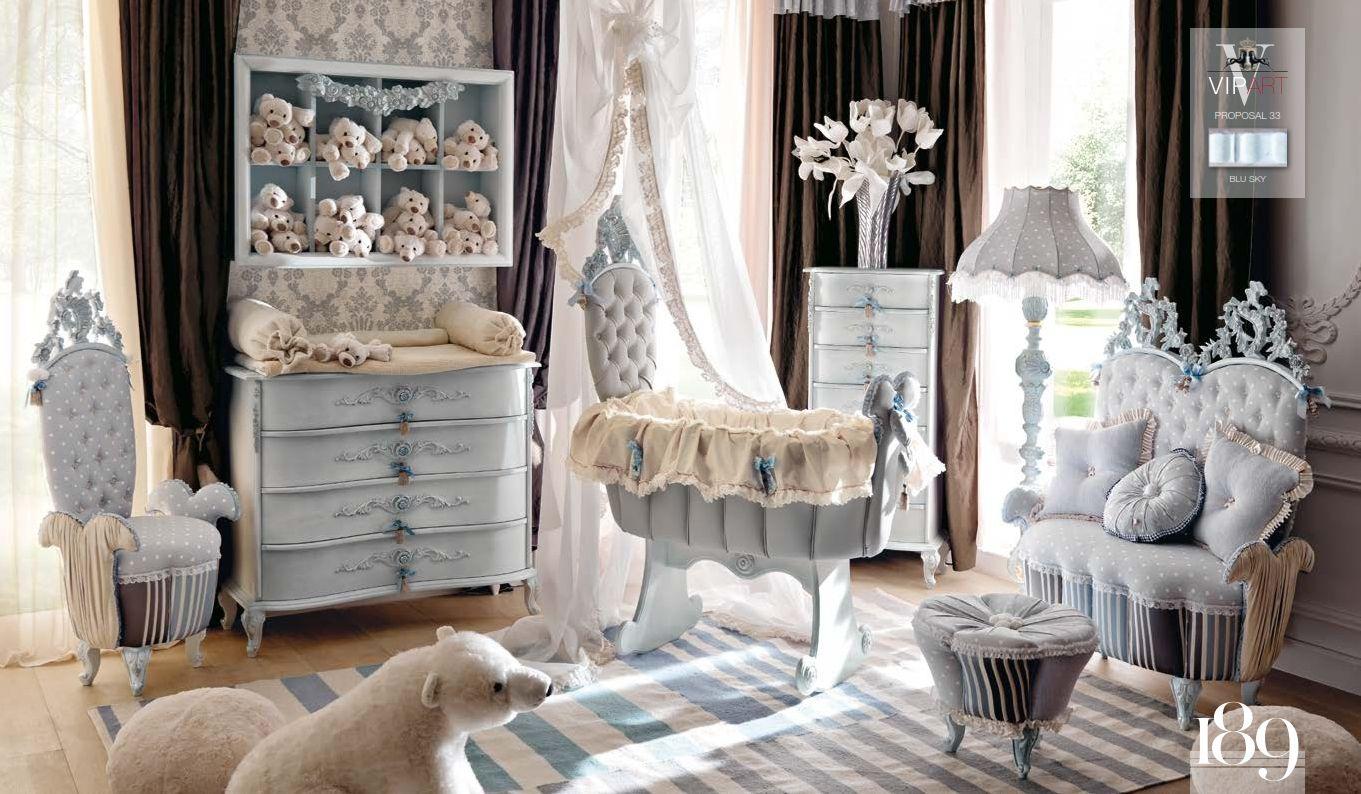 luxury childrens bedroom furniture. Luxury Baby Bedroom Alta Moda VIP ART 33 Series Childrens Furniture E