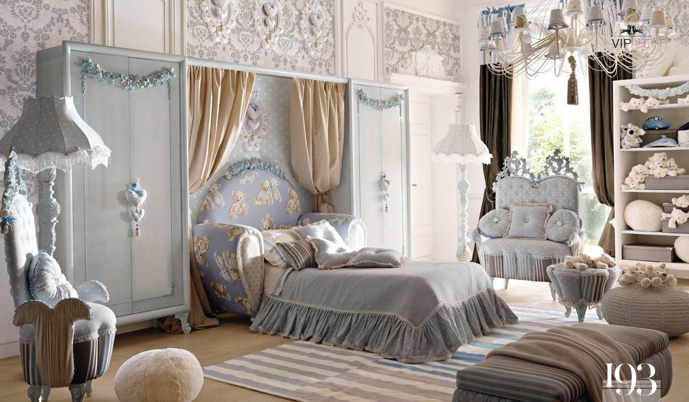 kinderm bel luxus baby schlafzimmer alta moda vip art. Black Bedroom Furniture Sets. Home Design Ideas
