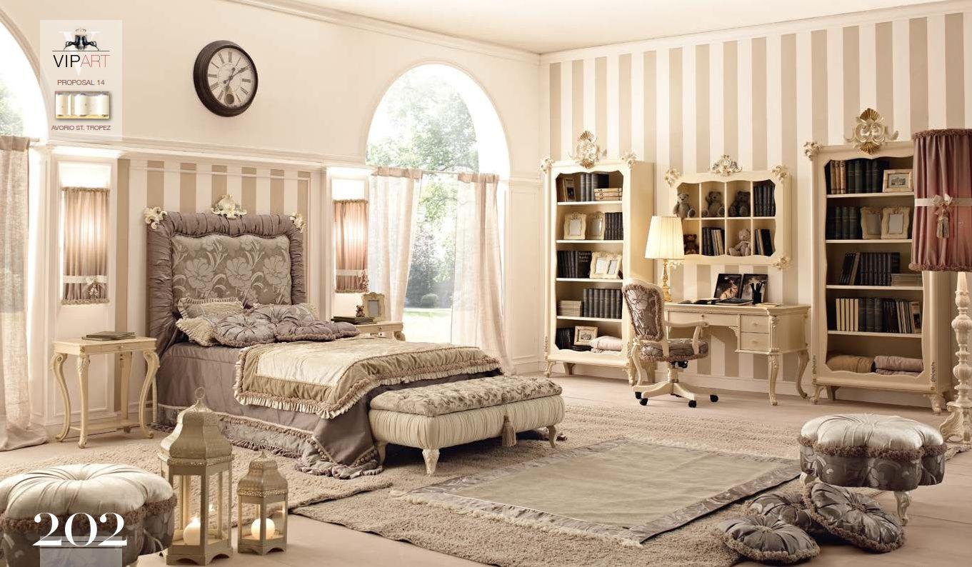 Muebles de los niños - Dormitorio Alta Moda serie VIP ART 14 para ...