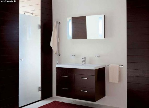 BATHROOM FURNITURE - Arte Bagno Series Arte Model Kuota 8Furniture ...