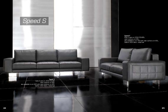 Upholstered furniture SPEED S