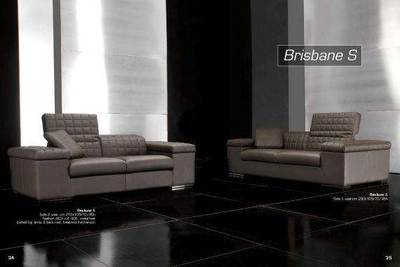 Upholstered furniture BRISBANE S