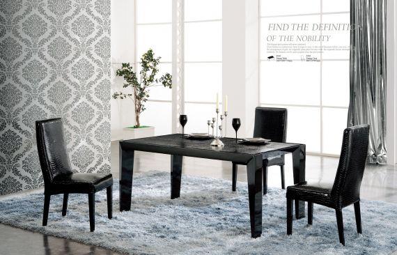 Esszimmerstühle - Designer Esszimmer Serie D003Die Möbel aus Italien