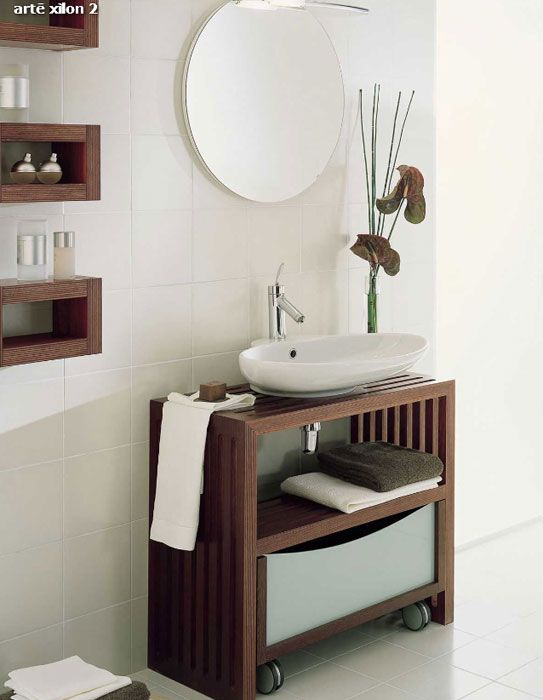 BATHROOM FURNITURE - Arte Bagno Series Arte Model Xilon 2Furniture ...