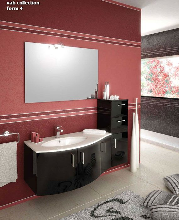 BATHROOM FURNITURE - Arte Bagno Series VAB Model Form 4Furniture ...