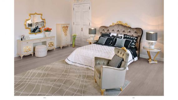 Bedroom CARP GIULETTA ROMEO Series