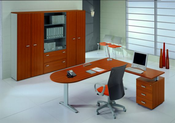 Office Desk KAMOS 8-9 Series