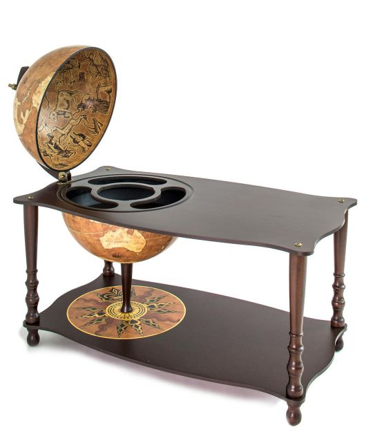 simple table basse avec bar intgr globe botticelli with table basse avec bar. Black Bedroom Furniture Sets. Home Design Ideas