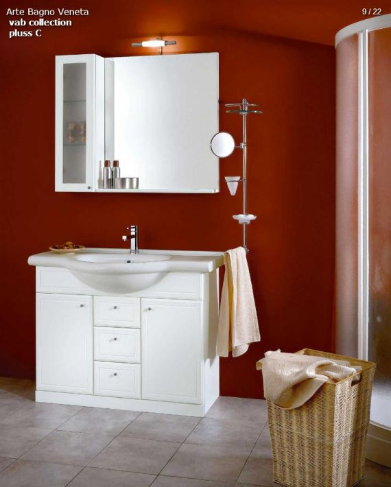 BATHROOM FURNITURE - Arte Bagno-VAB Series-Model C PlussFurniture ...