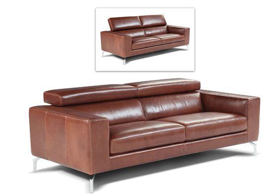 Polstermöbel - Sofa Calia Italia Serie GLORIUS 842Die Möbel aus ...