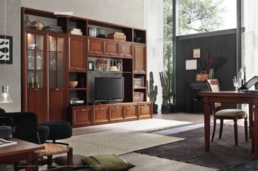Living Room Cabinets ACF MURANO Series Composition MU458