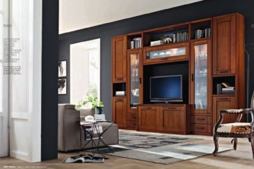 Living Room Cabinets ACF PIAVE Series Composition PA409