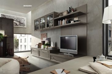 Living Room Cabinets ACF MURANO Series Composition MU459
