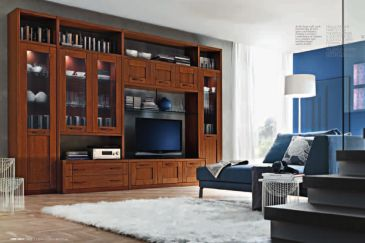 Living Room Cabinets ACF PIAVE Series Composition PA413