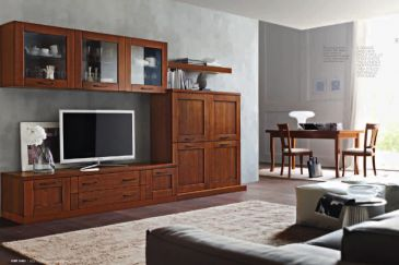 Living Room Cabinets ACF PIAVE Series Composition PA403