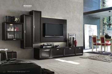 Living Room Cabinets ACF MURANO Series Composition MU461