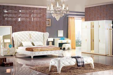 Дизайнерска Спалня Серия ZS001