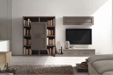 Living Room Cabinets MARONESE ACF PIAVE Series Composition PA433