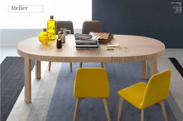 Dining Table Calligaris ATELIER Series