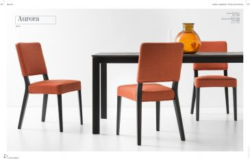 Dining Chair Calligaris AURORA Series