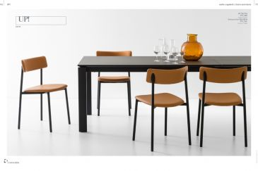 Dining Chair Calligaris UP Series