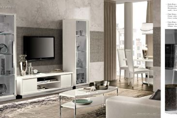 Living Room Cabinets Camelgroup ROMA DAY SLIM Series