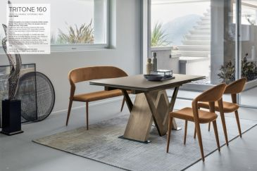 Dining Table Target Point TRITONE 160 Series