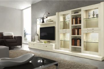 Living Room Cabinets ACF PIAVE Series Composition PA435