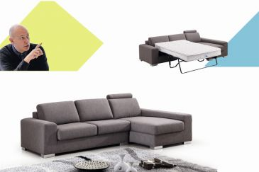 Sectional Sofa 580