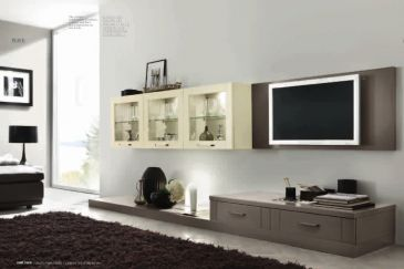 Living Room Cabinets ACF PIAVE Series Composition PA436