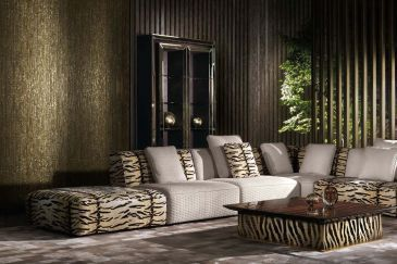 Upholstered Furniture ROBERTO CAVALLI HAMPTONS Series