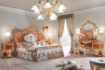Луксозна Спалня PISTOLESI Серия REGINA