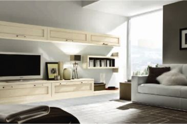 Living Room Cabinets ACF PIAVE Series Composition PA437