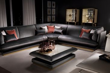 Sectional Sofa ARREDOCLASSIC ALLURE Series