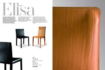 Leather Chair ELISA