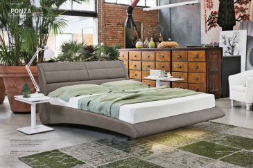 Leather Bedroom Target Point Ponza Series