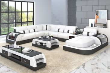 Sectional Sofa Model G8040