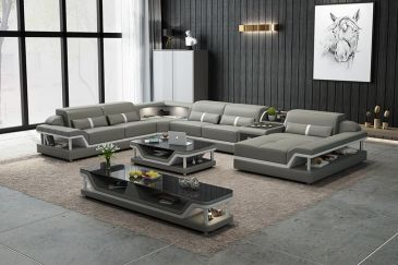 Sectional Sofa Model G8042