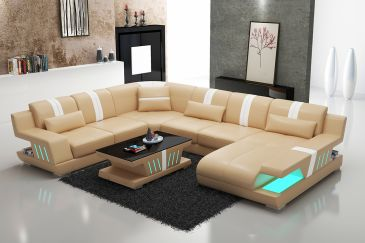 Sectional Sofa Model G8049