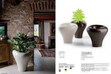 Pot Plust Collection Serie TAMBO