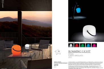 Лампа Plust Collection Серия ROAMING RGB LED